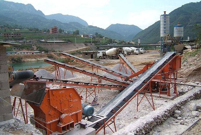 非金属矿行业